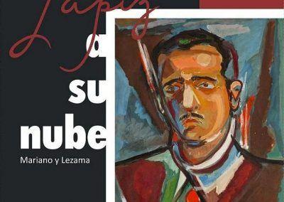 Lápiz a su nube, Mariano y Lezama. 2014.